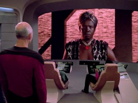 Star Trek TNG Code of Honor Image 9