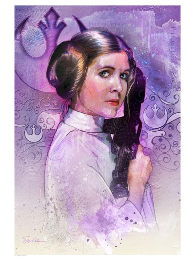 Star Wars A Symbol of Hope by Steve Anderson
