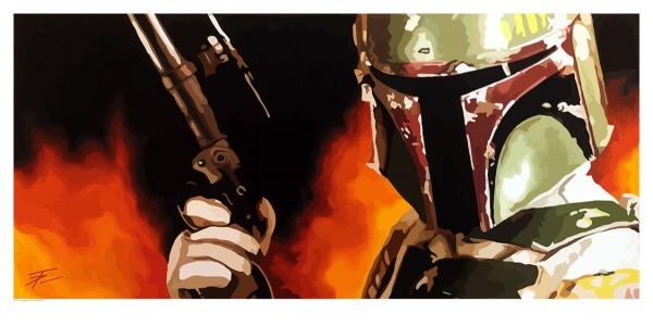 Star Wars Boba by Tim Proctor