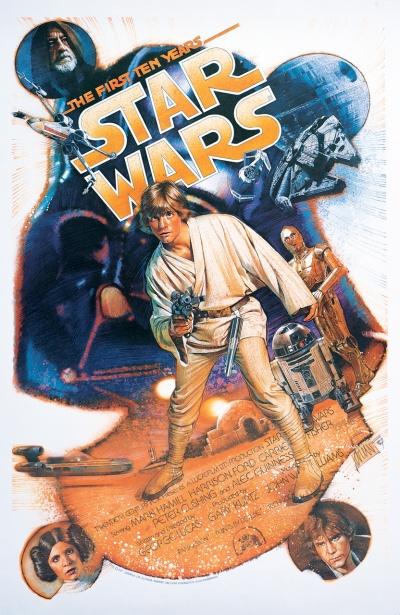 Star Wars First Ten Years