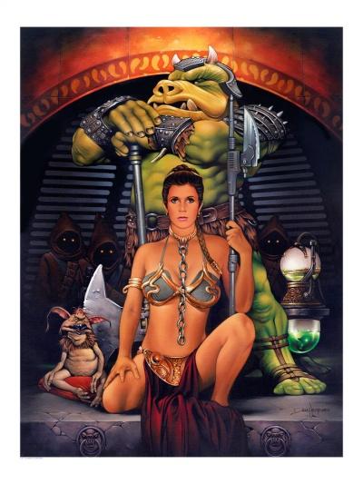 Star Wars Jester's Court by Dave Nestler
