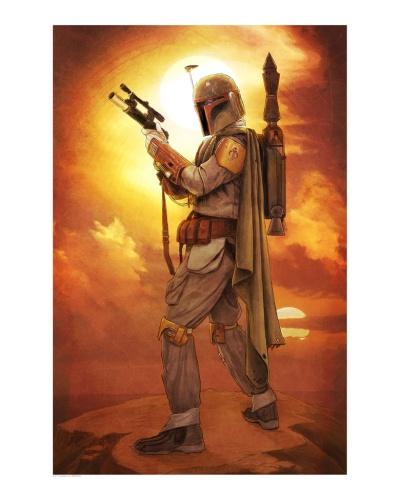 Star Wars Su Cuy'gar by Brent Woodside