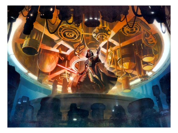 Star Wars Take Your Prize by Brian Rood