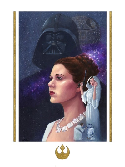 Star Wars The Last Princess of Alderaan by Kayla Woodside