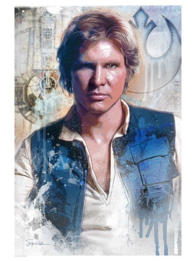 Star Wars The Scoundrel by Steve Anderson
