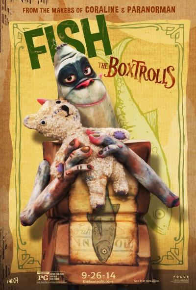 The Boxtrolls Poster #10