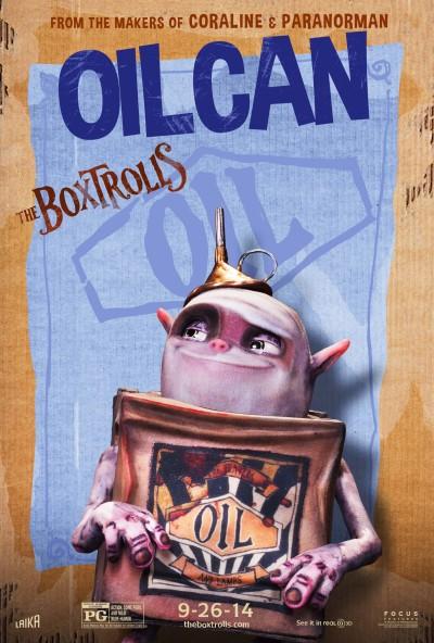 The Boxtrolls Poster #11