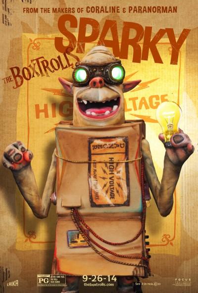 The Boxtrolls Poster #12