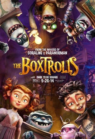 The Boxtrolls Poster #14