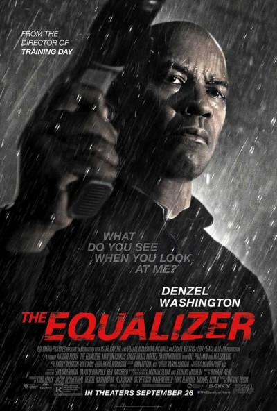 The Equalizer Poster #9