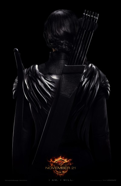 The Hunger Games Mockingjay - Part 1 Poster #23