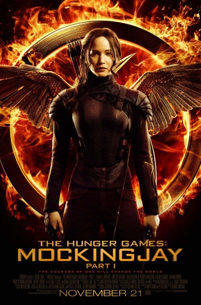 The Hunger Games Mockingjay - Part 1 Poster #24