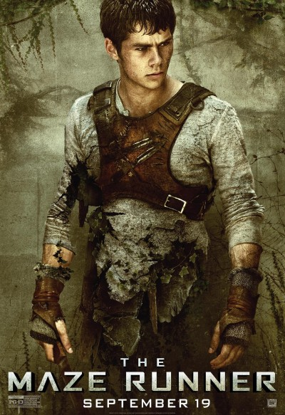 The Maze Runner Poster #18