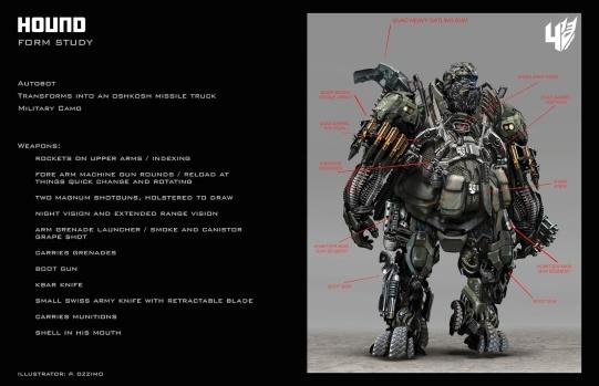 Transformer Age of Extinction CA1