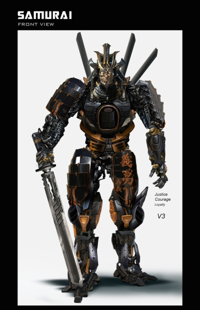 Transformer Age of Extinction CA9