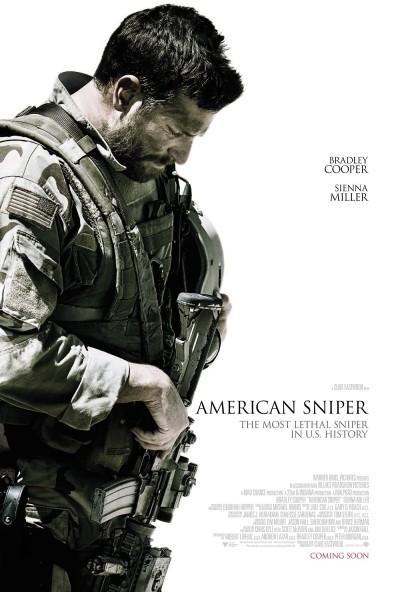 American Sniper Poster #2