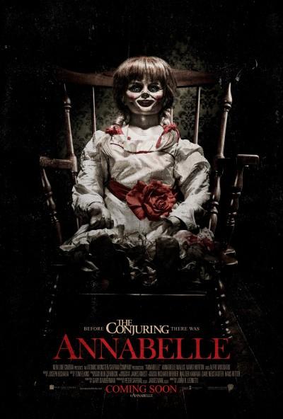 Annabelle Poster #2