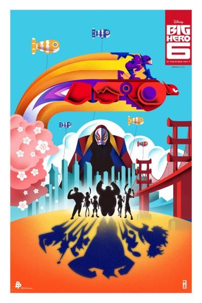 Big Hero 6 Poster #8