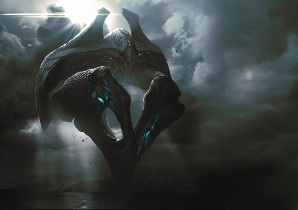 Guardians of the Galaxy Concept Ships Image #10