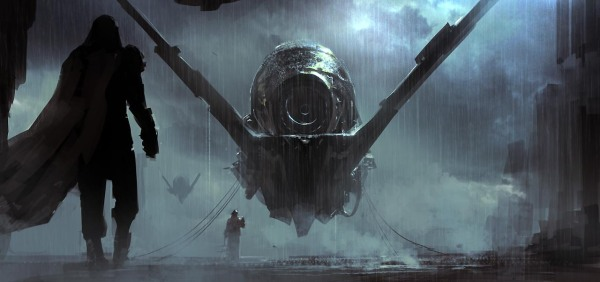 Guardians of the Galaxy Concept Ships Image #15