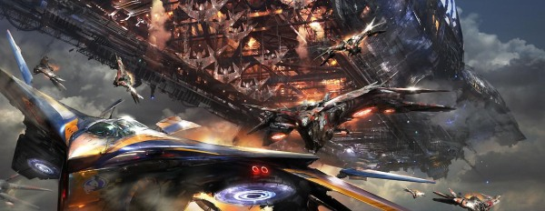 Guardians of the Galaxy Concept Ships Image #8