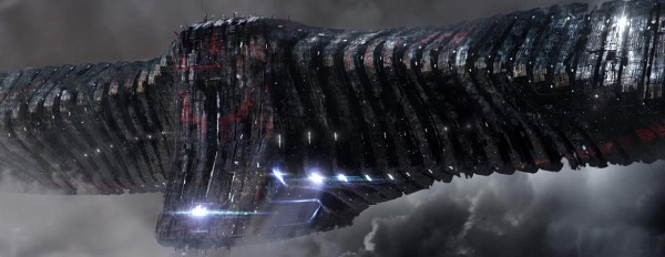 Guardians of the Galaxy Concept Ships Image #9