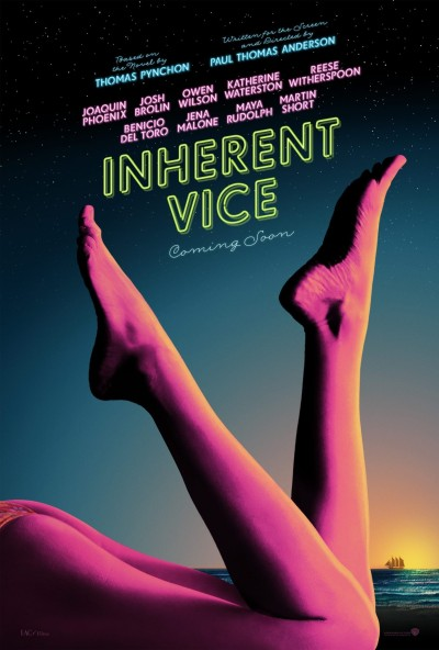 Inherent Vice Poster #1