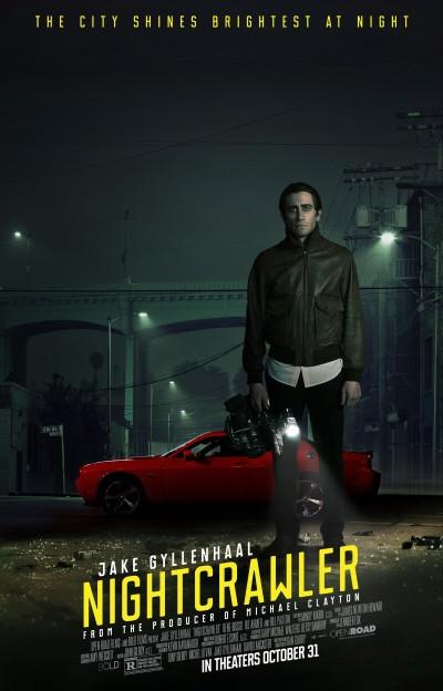 Nightcrawler Poster #4
