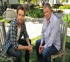 Shatner's Possible Role for Star Trek 3