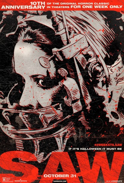 Saw Poster #12