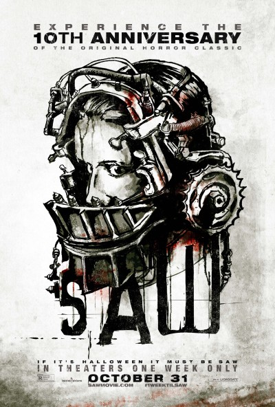 Saw Poster #13