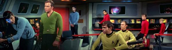 Star Trek TOS Widscreen #1
