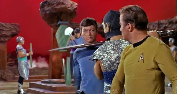 Star Trek TOS Widscreen #12