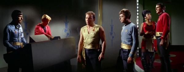 Star Trek TOS Widscreen #14