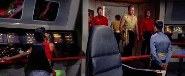 Star Trek TOS Widscreen #15