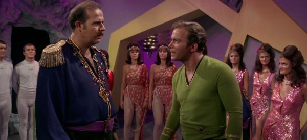 Star Trek TOS Widscreen #16