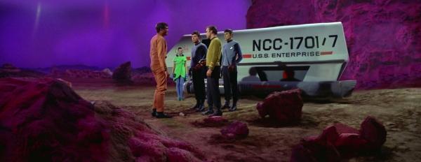 Star Trek TOS Widscreen #17