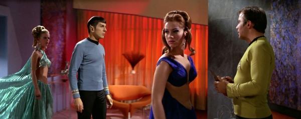 Star Trek TOS Widscreen #18