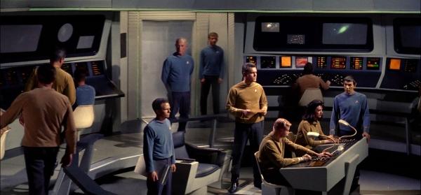 Star Trek TOS Widscreen #2