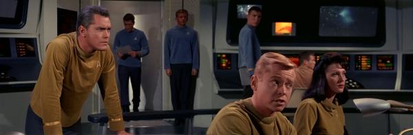 Star Trek TOS Widscreen #3