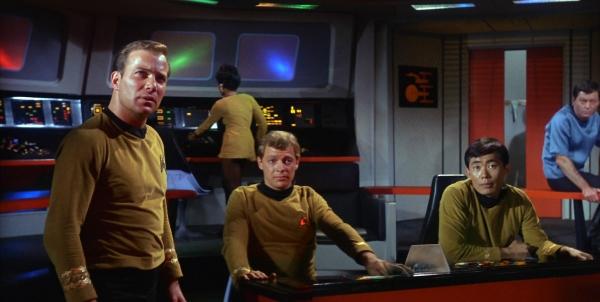 Star Trek TOS Widscreen #5
