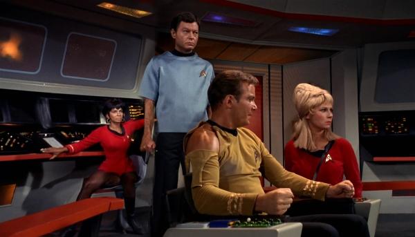 Star Trek TOS Widscreen #8