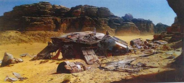 Star Wars Episode VII Concept Art #10