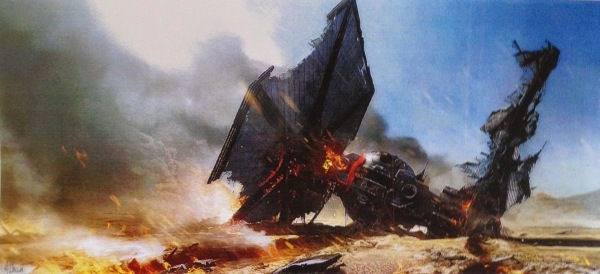 Star Wars Episode VII Concept Art #13