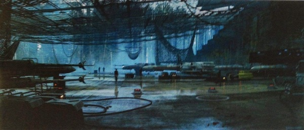 Star Wars Episode VII Concept Art #14