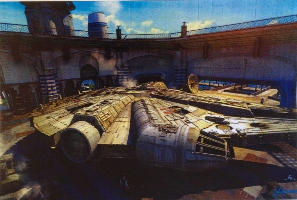 Star Wars Episode VII Concept Art #15