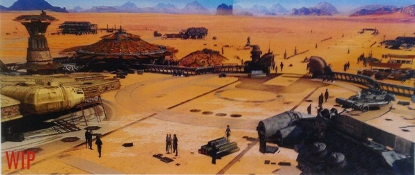 Star Wars Episode VII Concept Art #17