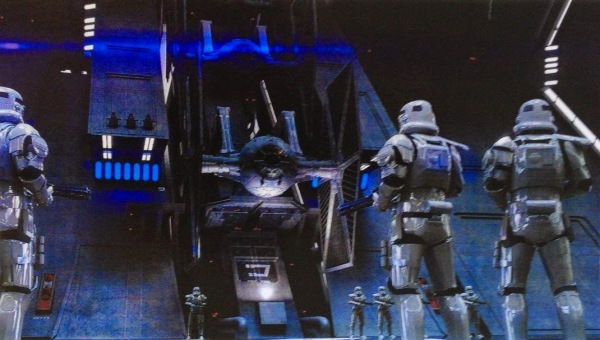 Star Wars Episode VII Concept Art #4
