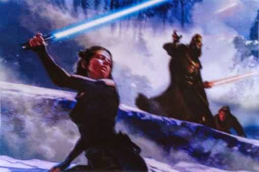 Star Wars Episode VII Concept Art #8