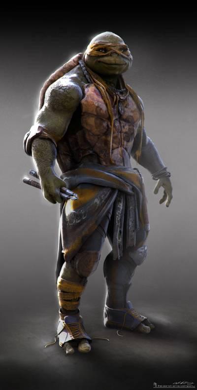 Teenage Mutant Ninja Turtles Concept Art #4